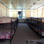خوابگاه اردوگاه زعفرانیه